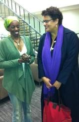Chatting with Poet Elizabeth Alexander