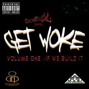 Get Woke Cover